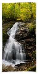 Autumn Waterfall Hand Towel