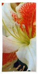 Azaleodendron Glory Of Littleworth Bath Towel
