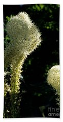 Bear-grass I Bath Towel by Sharon Elliott