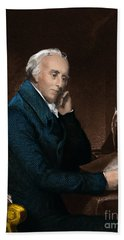 Benjamin Rush Bath Towel