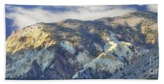 Big Rock Candy Mountains Bath Towel