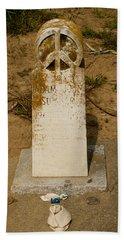 Bodega Bay Cemetery Hand Towel
