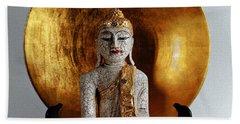 Buddha Girl Hand Towel