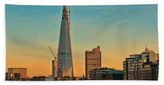 Building Shard Hand Towel