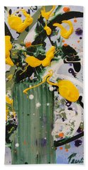 Buttercups Bath Towel