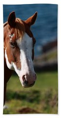 Chestnut Mare  Bath Towel