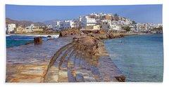 Chora Naxos Bath Towel