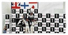 Circuito De Jerez 1997 Hand Towel