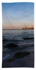 Cleveland From The Shadows Bath Towel