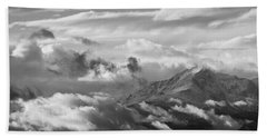 Cloud Art Bath Towel
