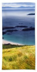 Coast Of Ireland Hand Towel