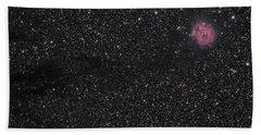Cocoon Nebula Hand Towel
