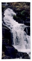 Cool Clear Waters Hand Towel by Sharon Elliott