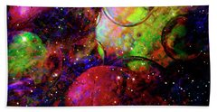Cosmic Confusion Hand Towel