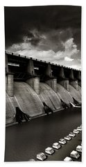 Dam-it Hand Towel by Brian Duram