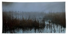 Daybreak Marsh Bath Towel