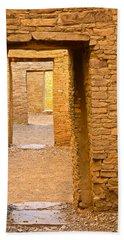 Doorway Chaco Canyon Bath Towel