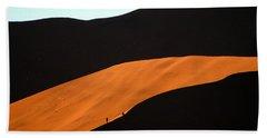 Dune Tunnel Bath Towel