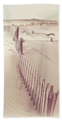 Dunes On The Cape Bath Towel