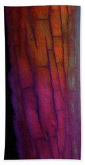 Hand Towel featuring the digital art Enter by Richard Laeton