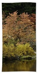 Autumn Spectacular Hand Towel
