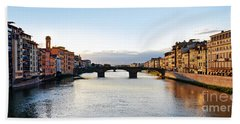 Firenze - Italia Bath Towel
