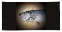 Bath Towel featuring the photograph Fish 2 by Andrew Drozdowicz