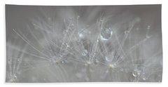 Fleur Cristalline Hand Towel