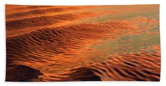 Hand Towel featuring the photograph Florida Bay by Doug Herr