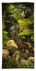 Forest Creek Hand Towel
