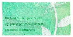 Fruit Of The Spirit Hand Towel