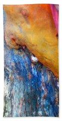Bath Towel featuring the digital art Ganesh by Richard Laeton