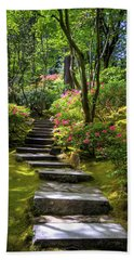 Garden Path Bath Towel