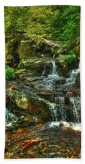 Gentle Falls Bath Towel by Dan Stone