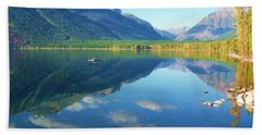 Glacier Park Magic Bath Towel