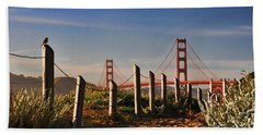 Golden Gate Bridge - 2 Bath Towel