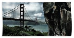 Golden Gate Bridge - 4 Bath Towel