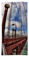 Golden Gate Bridge - 7 Bath Towel