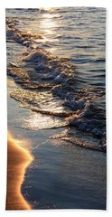 Golden Sand Hand Towel
