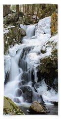 Goldmine Falls Bath Towel