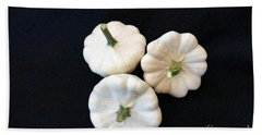 Hand Towel featuring the photograph Gourds 10 by Deniece Platt