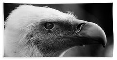 Griffon Vulture Hand Towel