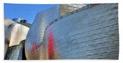 Guggenheim Museum Bilbao - 3 Bath Towel