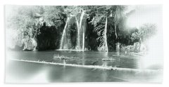 Hanging Lake Bath Towel