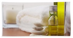 Health Spa Hand Towel