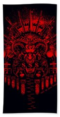 Hell Is Ur Choice Hand Towel by Tony Koehl