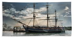 Hms Bounty Newport Bath Towel