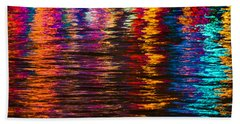 Holiday Reflections Hand Towel