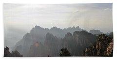 Huangshan Panorama 4 Hand Towel