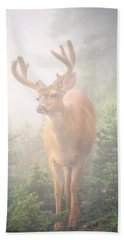 In The Mist Hand Towel